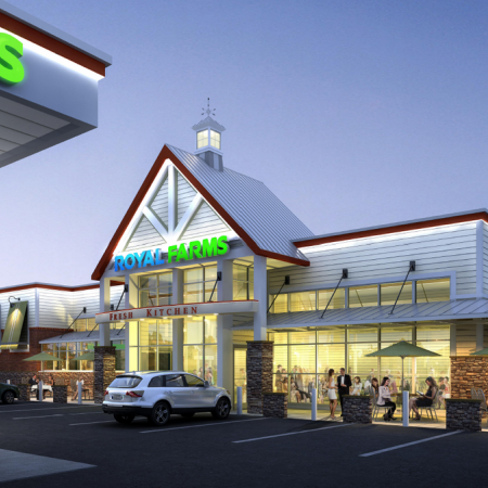 Royal Farms Rendering