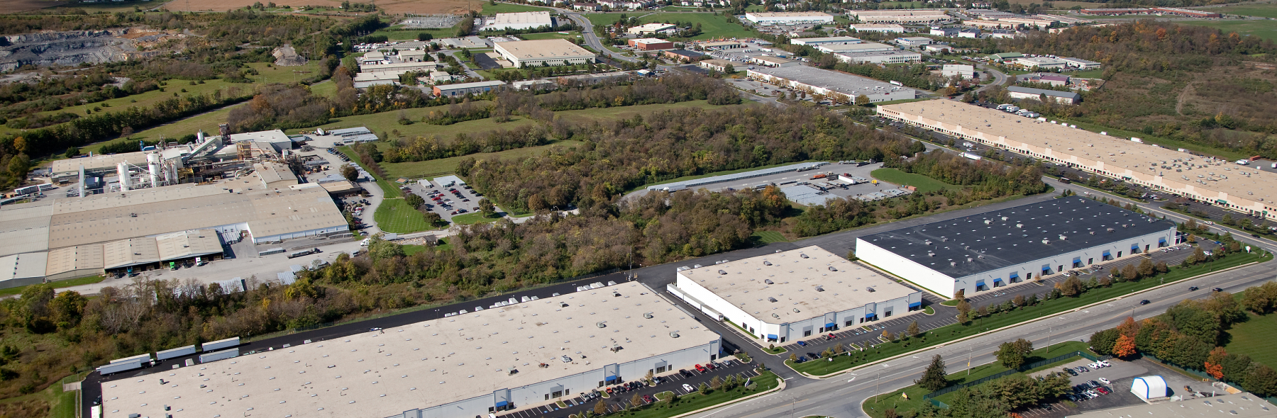 Wedgewood South Aerial