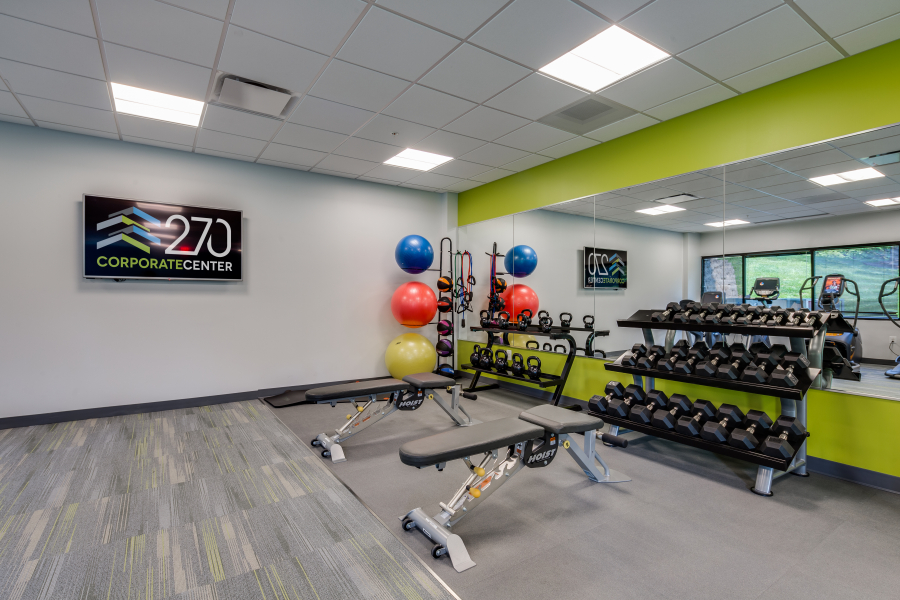 270 Corporate Center - Fitness Center