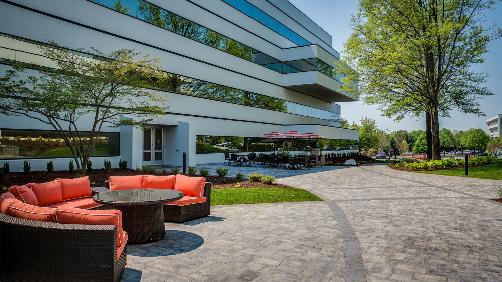 270 Corporate Center Courtyard
