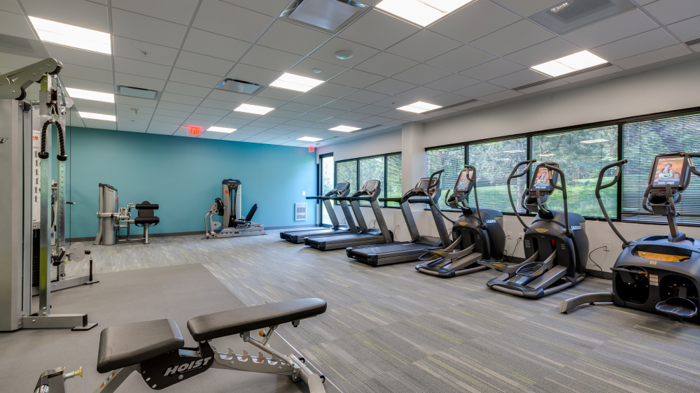 270 Corporate Center Fitness Center