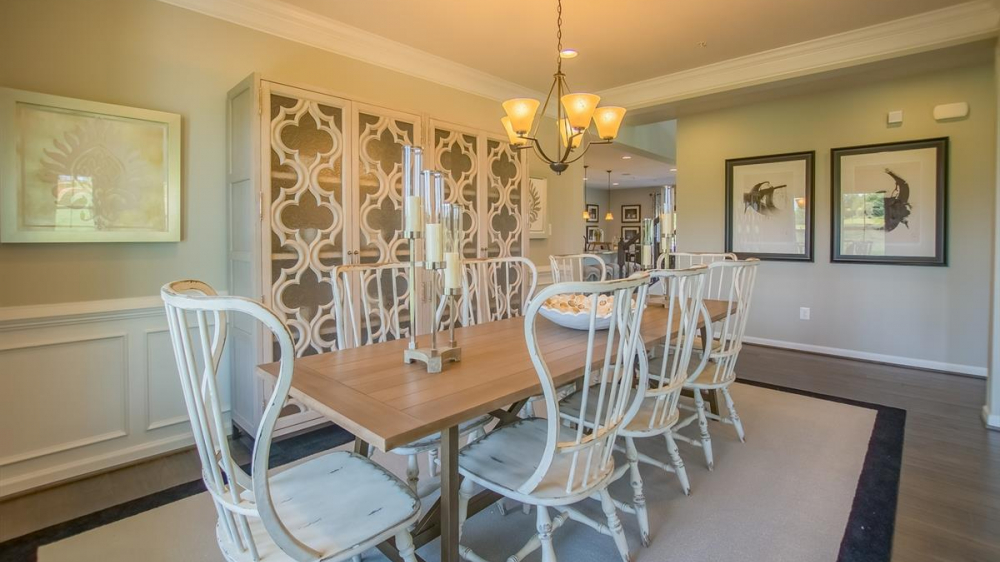 Ramsburg Estates dining room