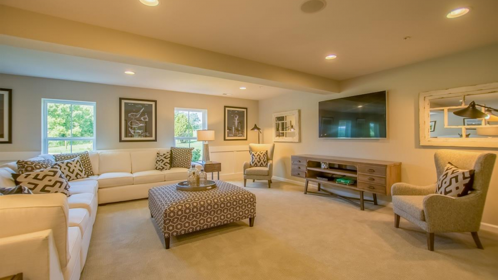Ramsburg Estates rec room