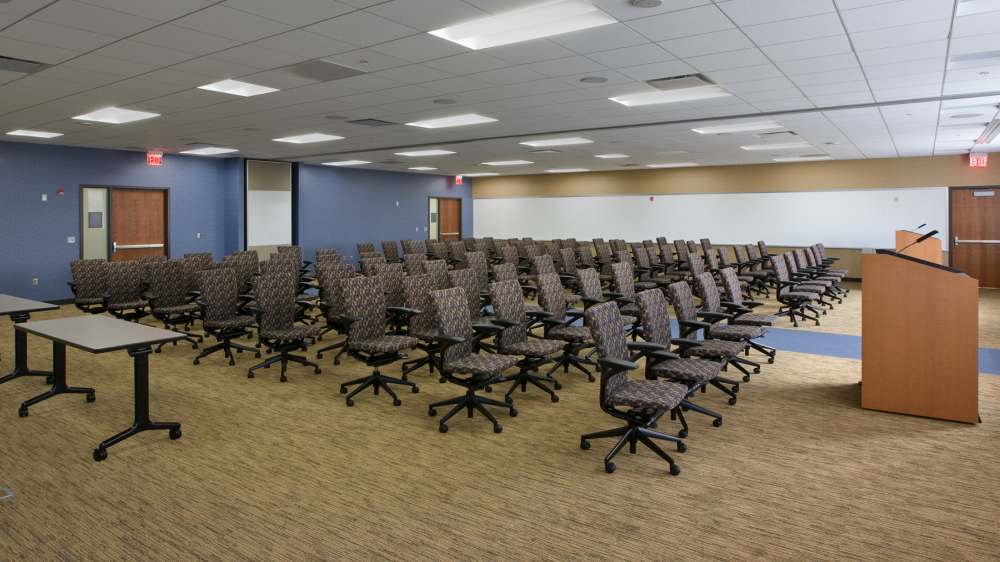 Wells Fargo Training Room
